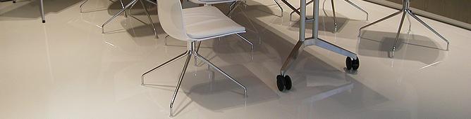 polyurethaan vloer systemen van de Resin Company